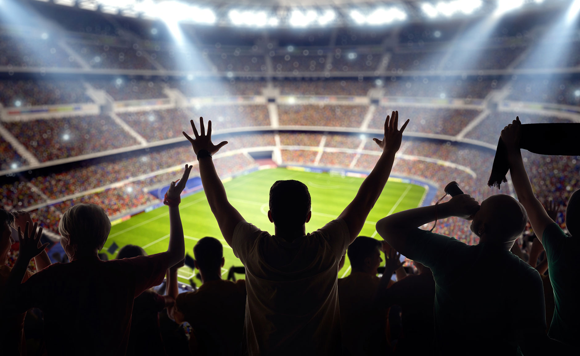 Картинки фанат футбола