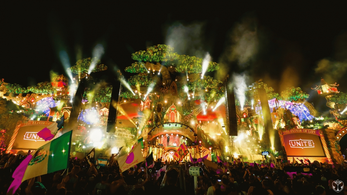 Unite Tomorrowland 2016