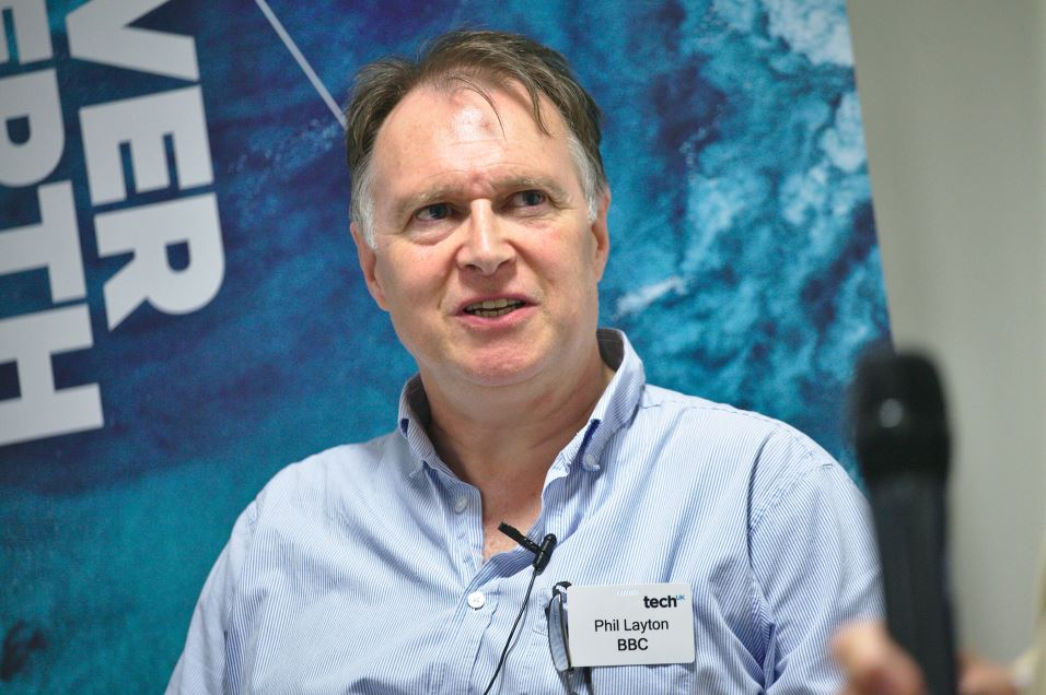 Phil Layton - Head of Broadcast & Connected Systems - BBC R& D