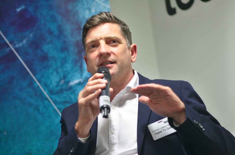 Richard Lindsay-Davies, CEO Digital TV Group