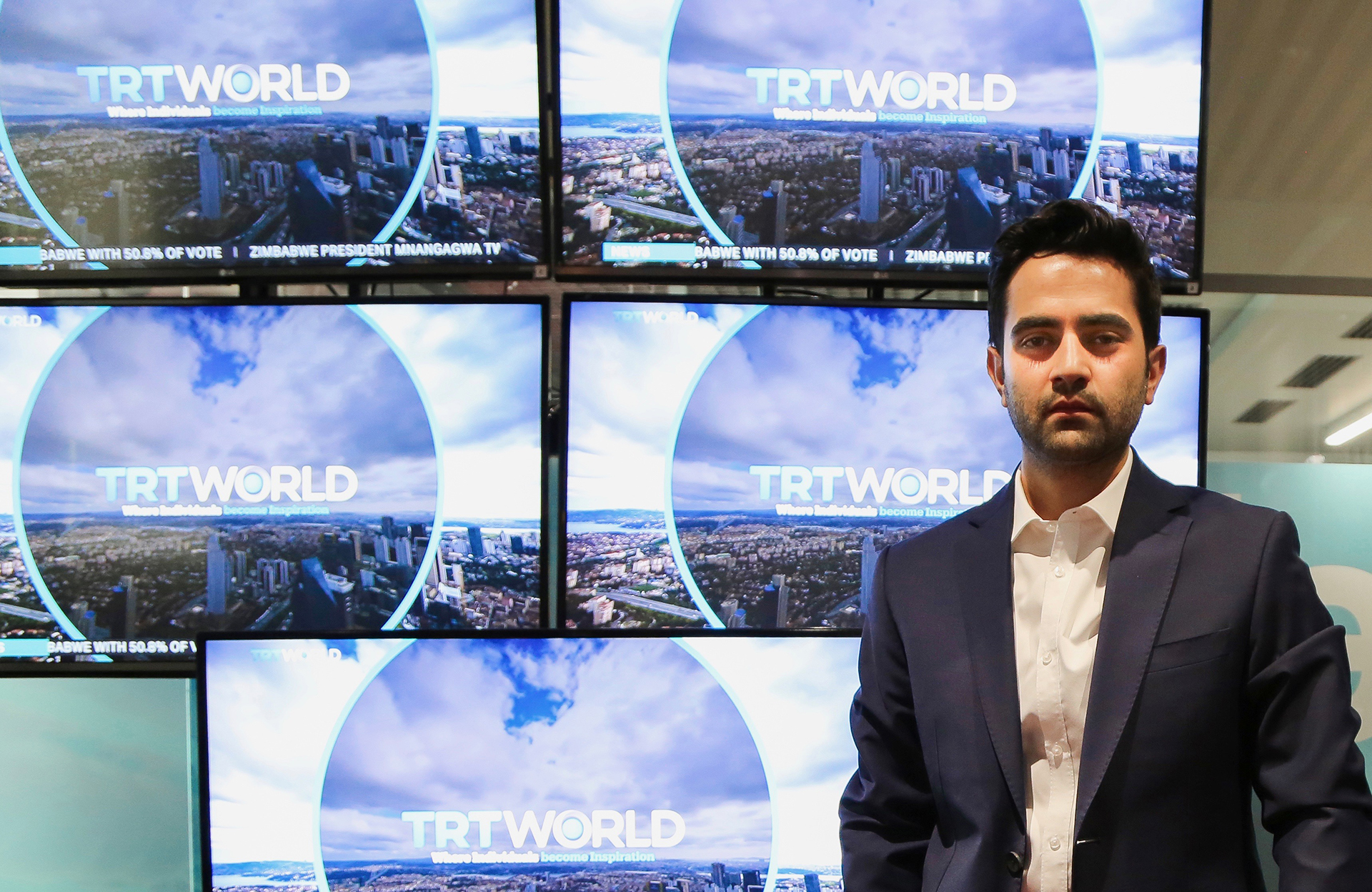 Mr. Furkan HAN, Head of Global Digital & Satellite Distribution & Partnership at TRT World