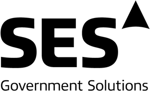 SES Government Solutions logo