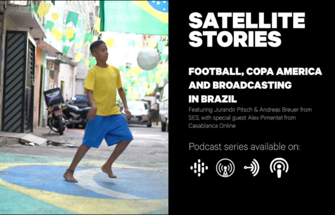 Episode 06: Football, Copa America and Broadcasting in Brazil